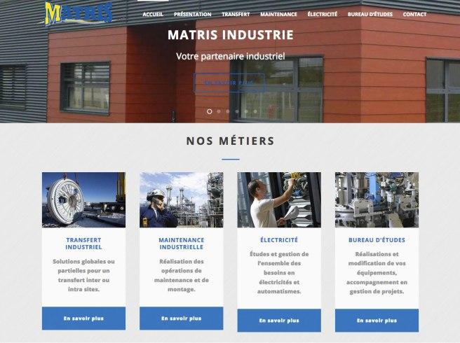 Voir le site : www.matrisindustrie.fr